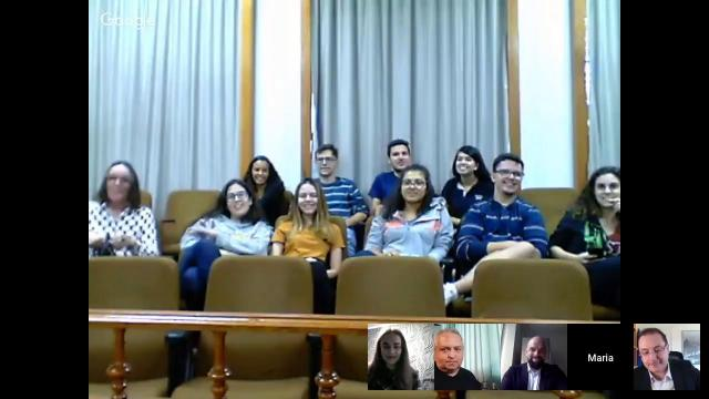 "Embedded thumbnail for Welcome ""ESALQ - Universidade de Sao Paulo"" to the EUROSCI Network"